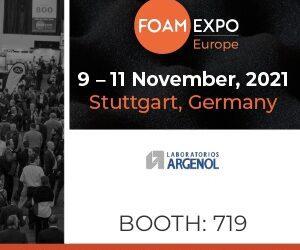 BactiBlock exposant au Salon Foam Expo Europe 2021